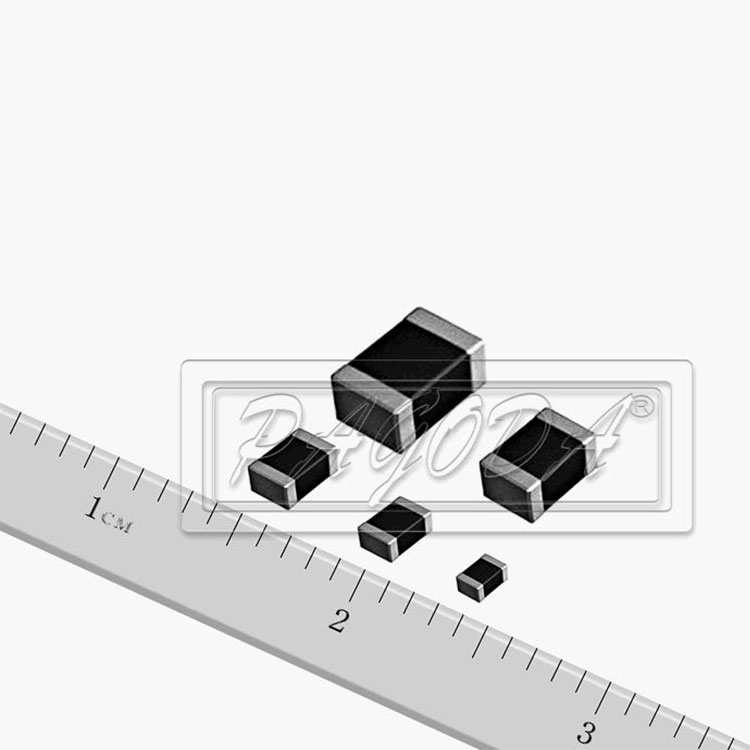 Multilayer inductors low frequency and high frequency inductors