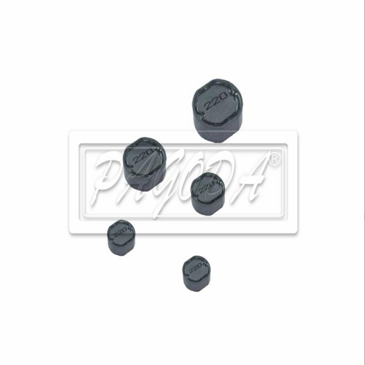 Shielding inductor 2mh 7*7*3 smd inductor