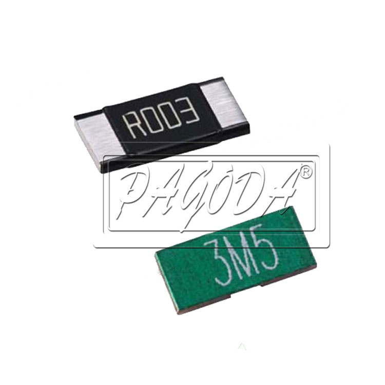 Precision alloy chip resistor series