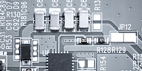 Where are the SMD capacitor used more?